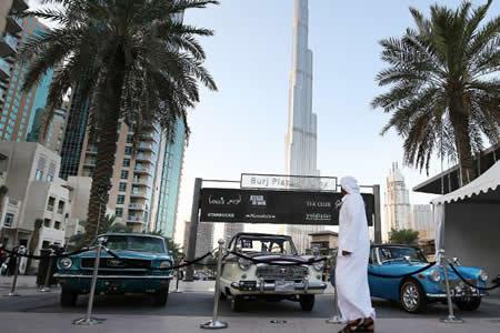 Un empresario emiratí compra una matrícula por tres millones de dólares