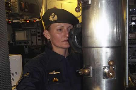 La primera mujer submarinista de Sudamérica está a bordo del navío desaparecido en Argentina