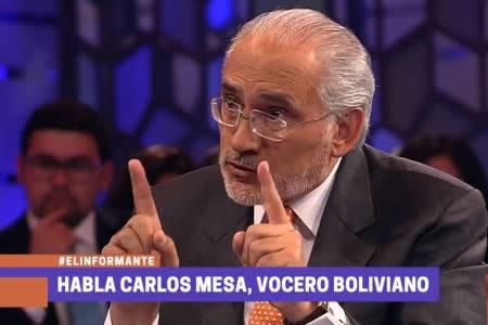 Martínez: Mesa abandona su rol de vocero de causa marítima al sumarse al voto nulo