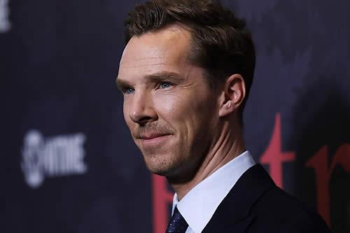 Benedict Cumberbatch explica por qué elige interpretar a personas inteligentes