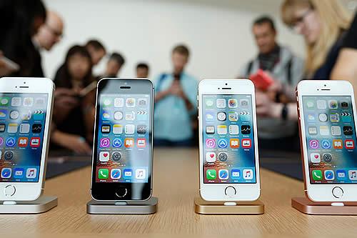 Apple resucita un pequeño y económico modelo del iPhone