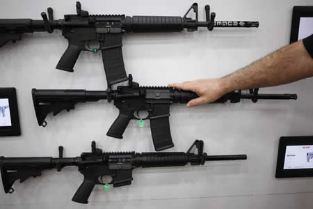 Cámara baja de Florida rechaza debatir proyecto contra armas de asalto