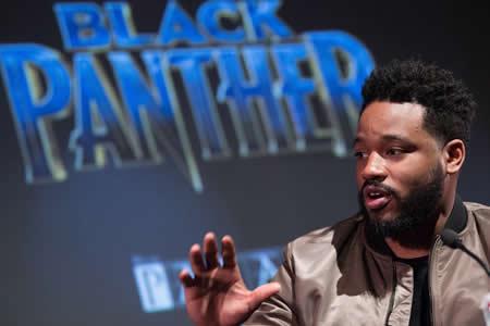 """Director de """"Black Panther"""" da las gracias por el histórico estreno del filme"""