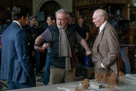 "Ridley Scott: ""Plummer hizo que Getty fuera un animal aún más peligroso"""