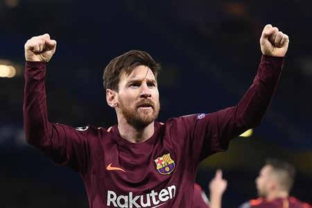 """Messi rompe el corazón al Chelsea"", destaca la prensa inglesa"