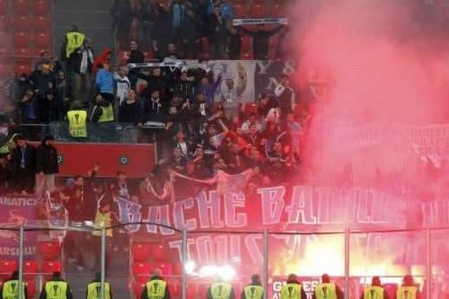 UEFA estudia mañana duras sanciones tras PSG-R.Madrid y Athletic-Olympique