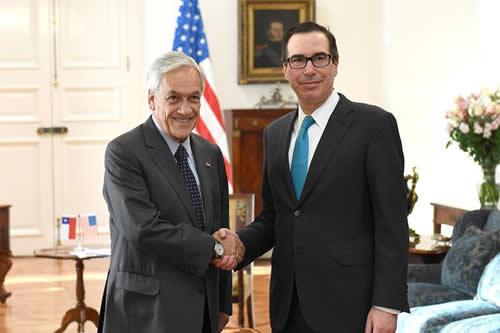 EE.UU dispuesto a negociar su ingreso al CPTPP tras cumplir metas comerciales