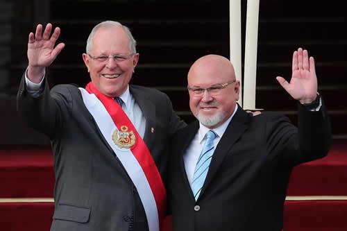 Kuczynski, el presidente engullido por la corrupción que juró desterrar