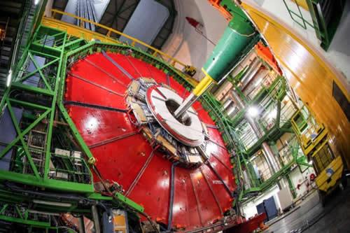 """Científicos mexicanos estudiarán los enigmas de la """"partícula de Dios"""""""