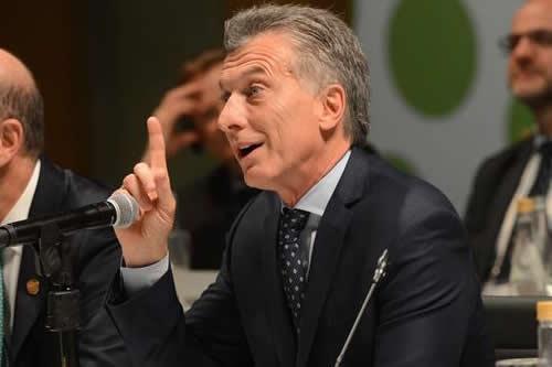 Mauricio Macri: Una 'offshore' no es ilegal, es ilegal si no la declaraste