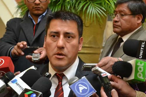 Zavaleta: el Día del Mar será diferente porque la concentración estará en alegatos orales de Chile