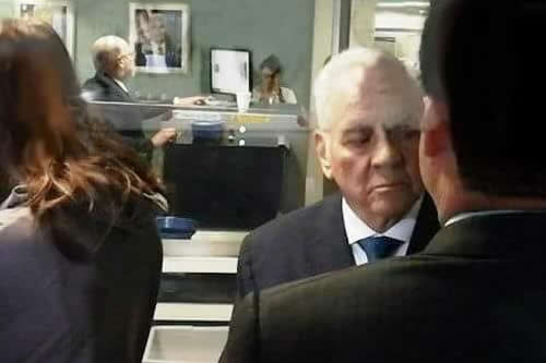 Gonzalo Sánchez de Lozada testifica en EEUU sin preguntas de demandantes