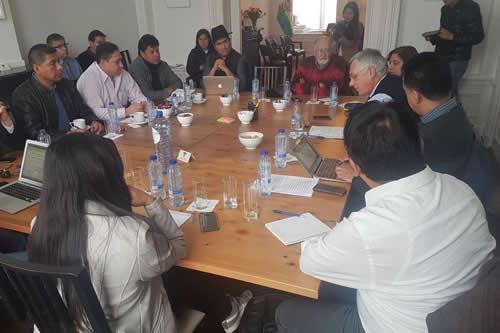 Ministro Arce dice que Chile quedó ha desprotegido jurídicamente en La Haya