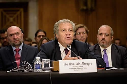 Morales afirma que Almagro nunca comprenderá que hay pueblos libres por dichos sobre Cuba