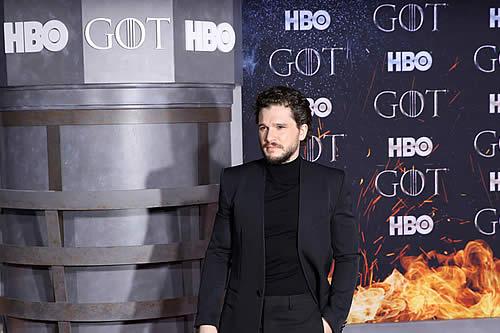 'Jon Snow' de 'Juego de tronos' casi pierde un testículo durante la grabación de la última temporada