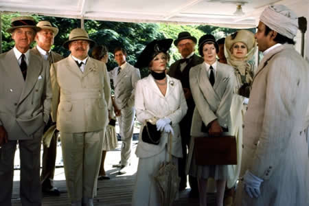 "Fox prepara ""Death on the Nile"", una nueva adaptación de Agatha Christie"