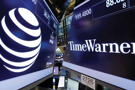Gobierno de Trump presenta demanda para frenar fusión de AT&T y Time Warner
