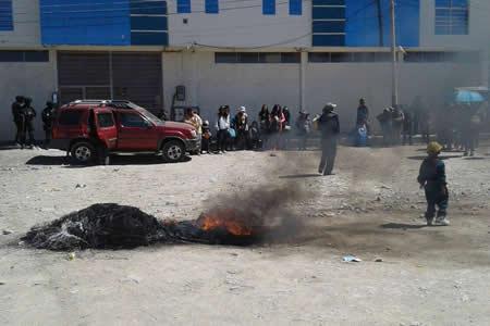 Fiscalía dispone arresto de funcionarios del UCA por muerte de ciudadano en operativo aduanero en Oruro