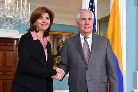 """EE.UU. y Colombia piden """"soluciones concretas"""" en el nuevo diálogo venezolano"""