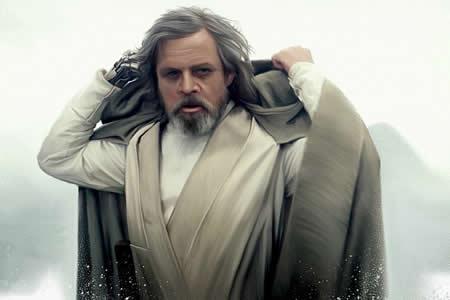 """Mark Hamill decepcionado con """"The Last Jedi"""": """"No es mi Luke Skywalker"""""""
