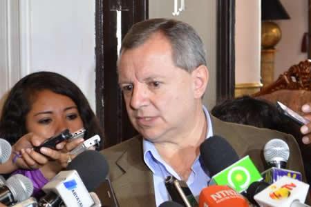 """Gonzales dice que es una señal """"esperanzadora"""" juicio contra responsables de masacre de octubre"""