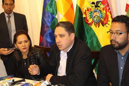 Arce: EEUU frena extradición de Sánchez de Lozada y Sánchez Berzaín por decisión política
