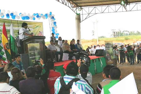 Morales dice que el 21F ganó por 'goleada' y decide continuar con la Agenda 2025