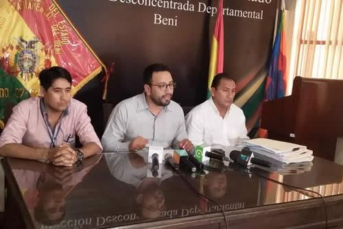 Gobierno denuncia a un vocal de justicia por enriquecimiento ilícito