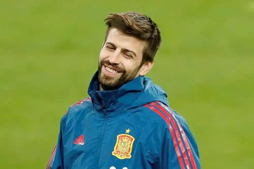 """Piqué: """"El momento más feliz de mi vida fue ganar el Mundial para España"""""""