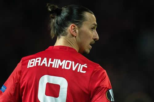 Ibrahimovic rescinde su contrato con el Manchester United y apunta a la MLS