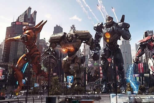 """Pacific Rim: Uprising"" y ""Isle of Dogs"" llegan a la cartelera"