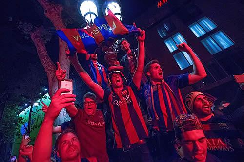 Cuatro días de fiesta antes de atacar el título de Liga
