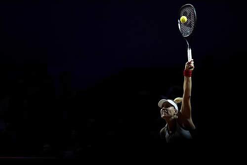 Kvitova vencer a Kerber y la República Checa alcanza la final