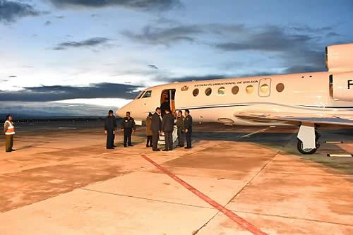 Morales viaja a Cuba para una visita protocolar a Miguel Diáz-Canel