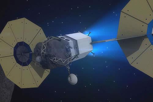 La minería espacial podría producir el primer billonario del mundo