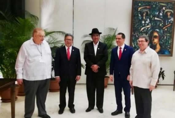 Bolivia llama a países del ALBA a defender el multilateralismo frente a amenazas de los poderes imperiales