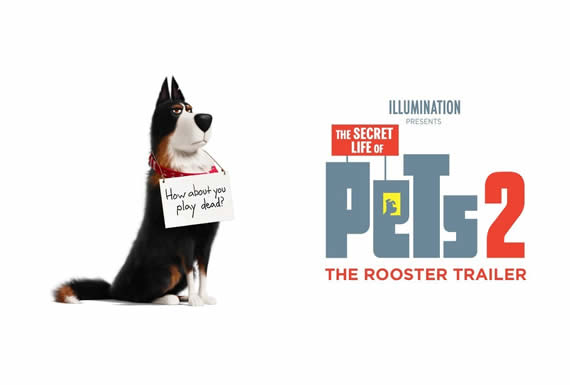 """The Secret Life of Pets 2"" llega para inyectar positivismo en el mundo real"
