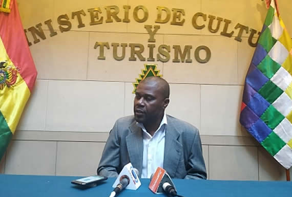 Bolivia avanzó de forma acelerada en el reconocimiento del pueblo afro: Ballivián