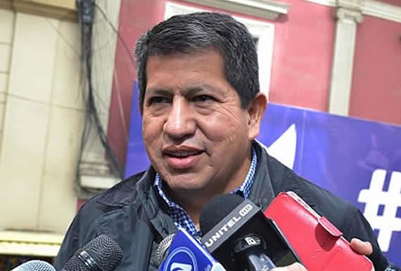 Queremos que Santa Cruz sea el centro de exportación de GLP: Sánchez