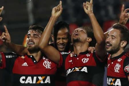 Flamengo espera hacer valer el factor local para encarar vuelta en Colombia