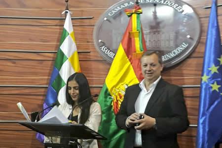 """Elecciones judiciales: Montaño y Gonzales califican a opositores de """"maestros del cuoteo"""""""