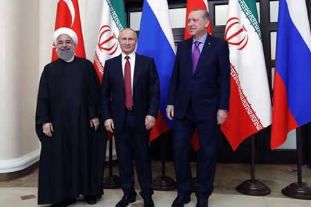 Putin dice que ahora hay oportunidad real de que termine la guerra en Siria