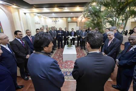 Bolivia llama a optimizar el mercado y precio del gas en reunión de ministros del FPEG