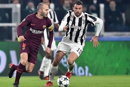 """Barzagli dice que este Barcelona es """"aún más fuerte"""" que el del año pasado"""