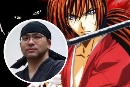 "Autor del manga ""Rurouni Kenshin"", detenido por posesión pornografía infantil"
