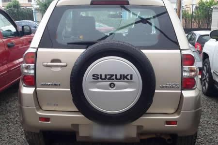 Detectan en Bolivia más de 5.000 vagonetas Suzuki con una falla de fábrica