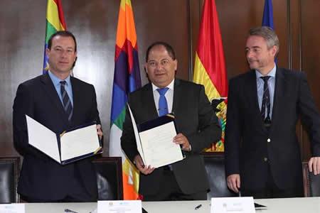 Bolivia se suma a proyecto de la ONU para combatir delitos en los aeropuertos