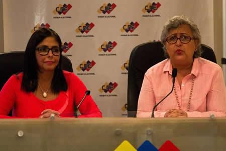Venezuela no hará presidenciales y legislativas conjuntas por falta de tiempo