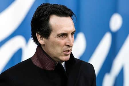 """Emery considera """"claves"""" los choques del PSG con el Marsella y el Real Madrid"""