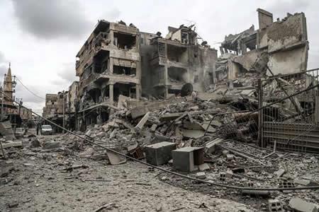 Rusia pide garantías para apoyar resolución sobre tregua humanitaria en Guta